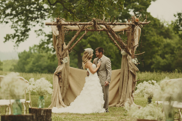 Arkansas Farm Wedding Venue
