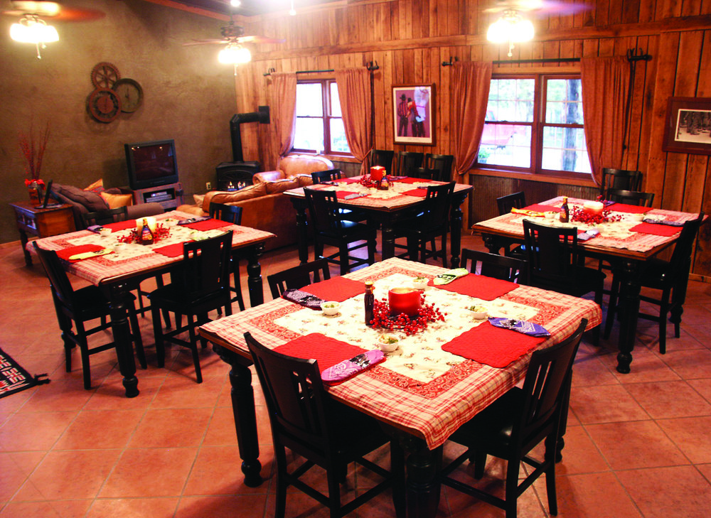 Ranch Lodge Wedding