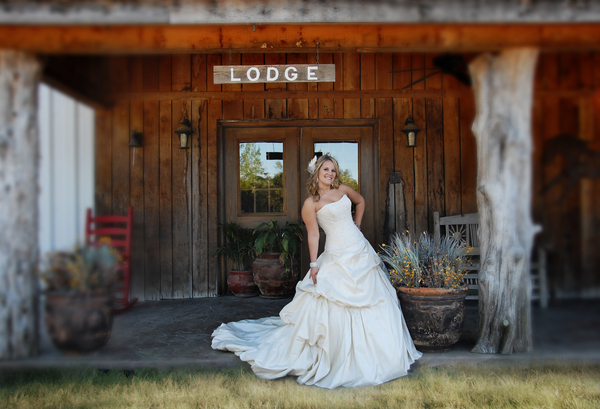 Arkansas Bride Barn