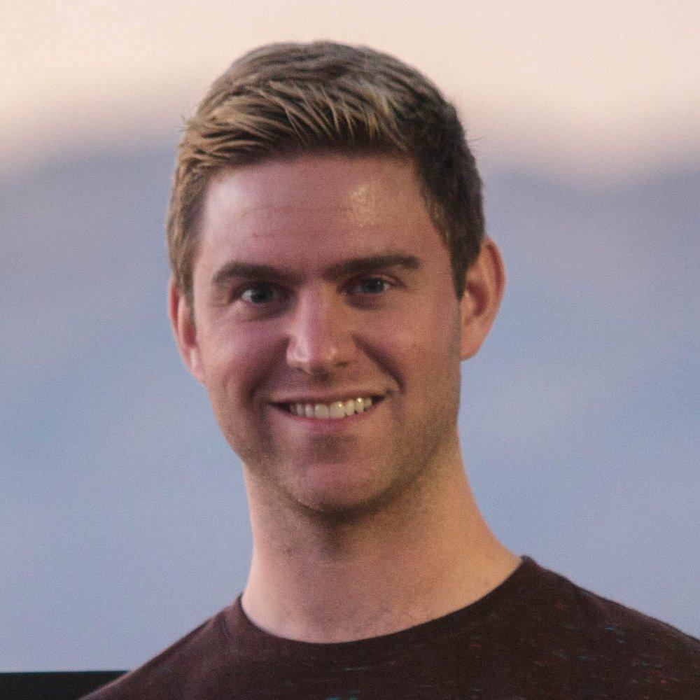 Hunter Ford Vice-President, Membership