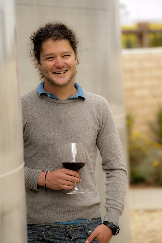 Winemaker Dieter Cronje runs the Rosé program