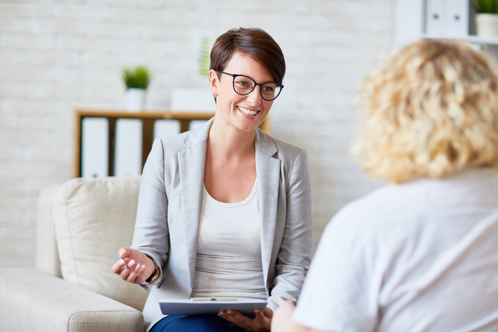 Find the right therapist...    and get a free gift!
