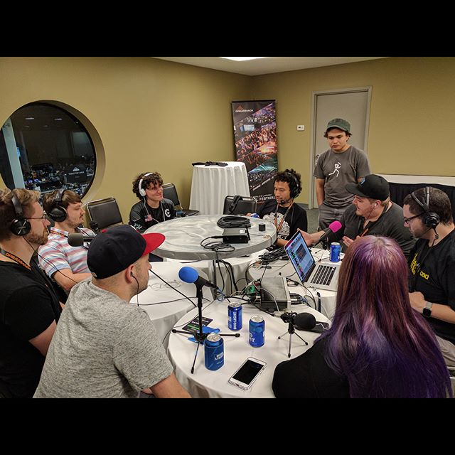 Dreamhack Collective Podcast - Drunken Halo, Let's Talk Halo, Halo Conversationalists. Dreamhack Atlanta - July 22, 2017