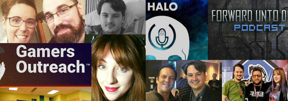 COMMUNITY - We here at Podcast Evolved have the best Halo community this side the Orion Arm. And that is in no small part to, well, the community members. Here you will find all our community has to offer, as well as the entire Halo community worldwide.