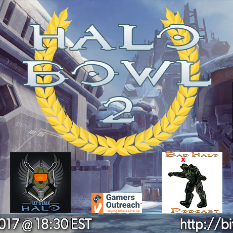 HALO BOWL - Battle of the podcasts!