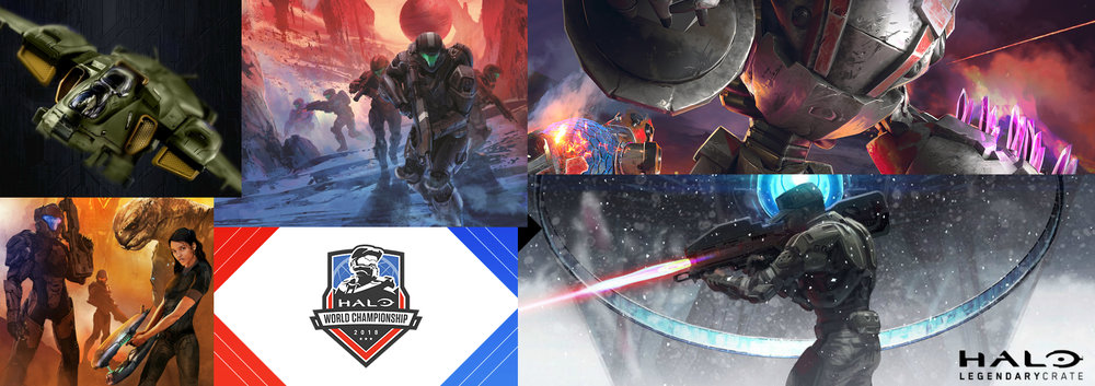 EVENTS - There is always so much going on in the world of Halo. Be sure to bookmark this page so you can come back to check out the latest events, releases, and product launches.