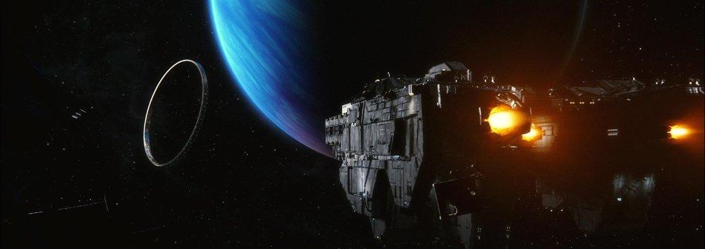 DELTA HALO - HOST PLANET: SubstanceHOST STAR: CoelestSTATUS: Partially glassed (Battle of Installation 05, 2552)