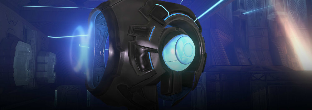 343 GUILTY SPARK - Guilty Spark was the monitor of Installation 04, and became instrumental in the defeat of the Covenant at the end of the Human-Covenant War.