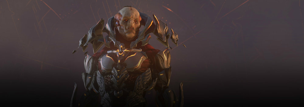 UR-DIDACT - The Didact, later known as the Ur-Didact, was the leader of the Forerunner Warrior-Servants and served as the supreme commander of the Forerunner military.
