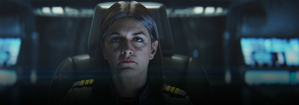 MIRANDA KEYES - Miranda Keyes was the daughter of Jacob Keyes and Catherine Halsey, following in her father's footsteps and becoming an officer in the UNSC Navy.