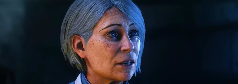 CATHERINE HALSEY - Halsey is a brilliant scientist, creating the Spartan-II program and helping integrate Forerunner technology for the benefit of the UNSC.