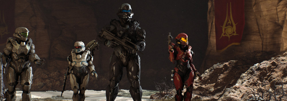 FIRETEAM OSIRIS - Fireteam Osiris is an elite group of Spartan-IV super-soldiers, playing key roles during the last days of Jul 'Mdama's Covenant and the first days of Cortana's Created.