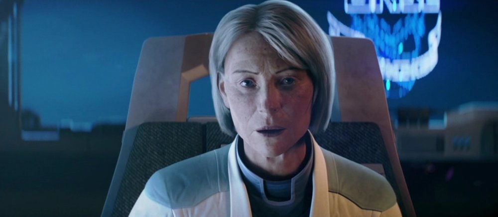 BATTLE OF MIRIDEM - During the Battle of Miridem, Dr. Catherine Halsey, shown here during the Requiem Campaign in 2557, was captured by Covenant forces.