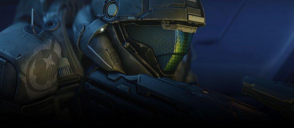 SPARTAN-IV SECOND CLASS TRAINING - Edward Buck, as part of Fireteam Osiris, October 2558.