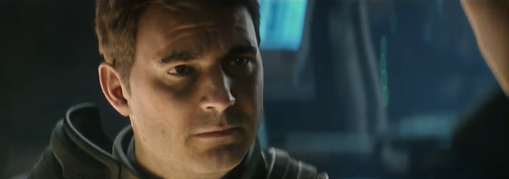 THOMAS LASKY - As Captain of the UNSC Infinity, Lasky is one of the most important officers in the UNSC.