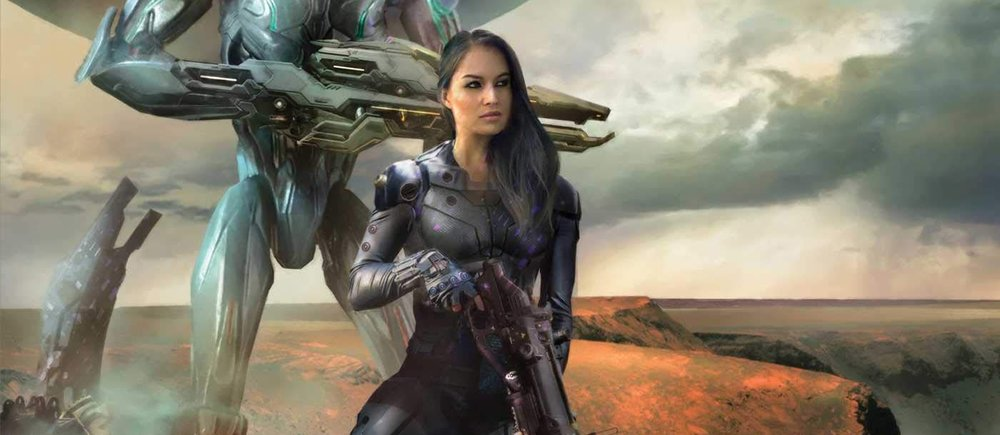 RENEGADES - Halo: Renegades by Kelly Gay, the continuation of the events from Halo: Smoke and Shadow, arrives February 19th!
