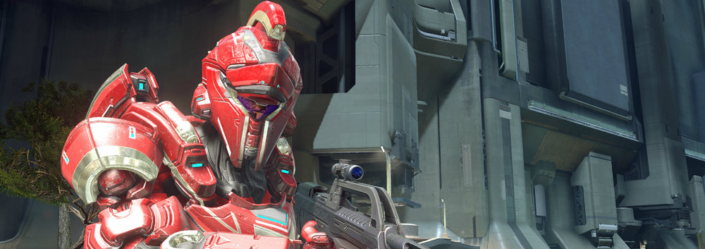 COMMENDATIONS - Come fight with us to accomplish the ultimate feat, earning the Achilles Helmet in Halo 5: Guardians.