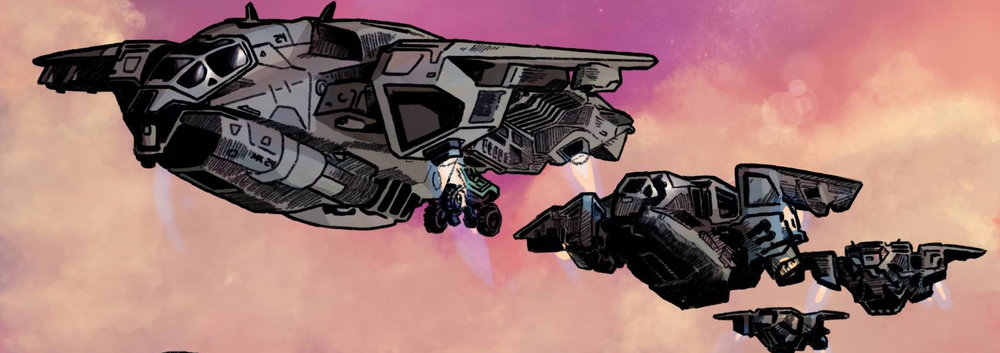 MISSION DEBRIEF - Join Colin and the Evolved crew as they breakdown each mainline Halo mission in chronological order.
