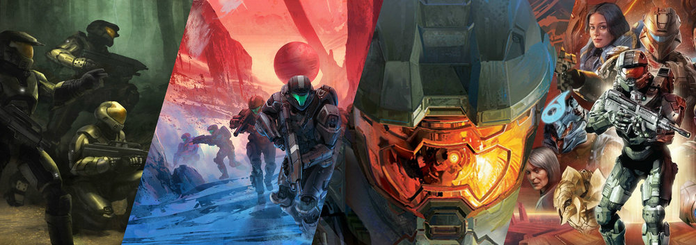 HALO BOOK CLUB - Let us guide you through the Halo universe, including the latest Halo novels, comics, and movies.