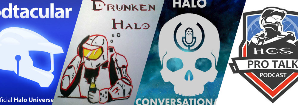 OTHER SHOWS - So many shows, so little time. Here is a sampling of our favorite Halo podcasts, YouTube channels, and more.