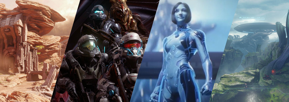 RULE OF THE CREATED - The Rule of the Created was spurred by the actions of Cortana via the Forerunner Domain. Her desire to subjugate all of the galaxy under her rule was met with fierce opposition, resulting is the destruction on many worlds.