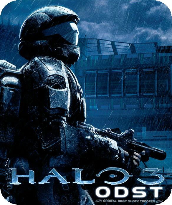 Halo 3 Odst Kizingo Boulevard Halo Mission Debrief Podcast