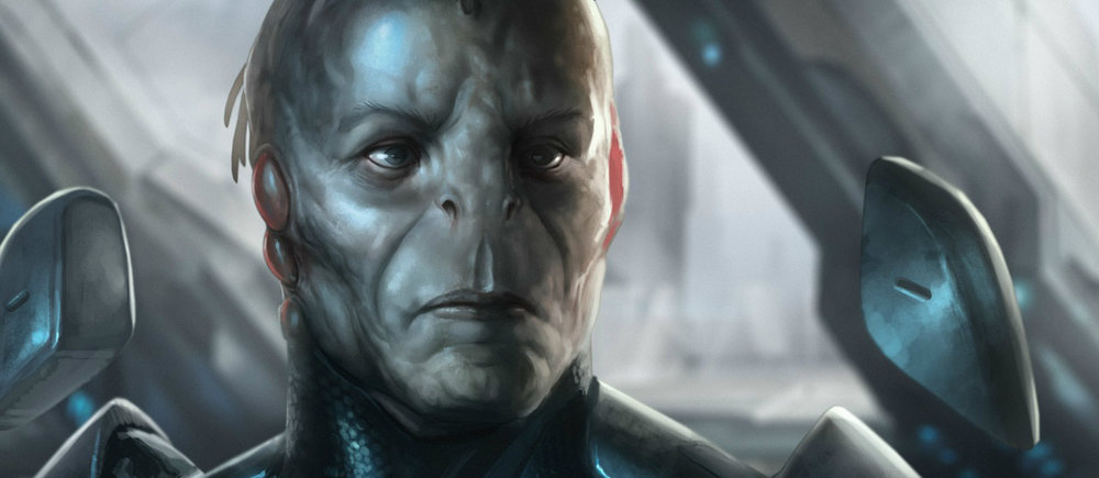 EXILE OF THE DIDACT - ~98,445 BCEThe Didact, shown here during the Human-Forerunner Wars, c. 107,000 BCE.