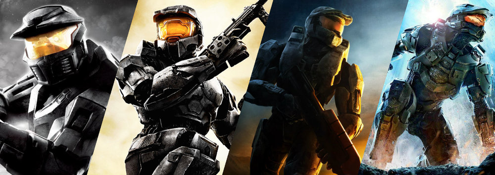 MASTER CHIEF COLLECTION - LOCATION: Reach, Alpha Halo, Earth, Delta Halo, The Ark, RequiemSTART: July 25th, 2552END: July 25th, 2557