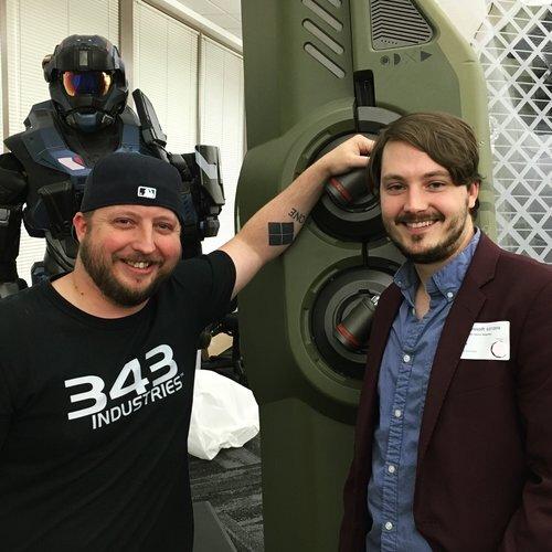 Jeff Easterling - Writer, 343 Industries