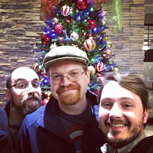 Caleb McC. - Host, Geeksquatch Podcast