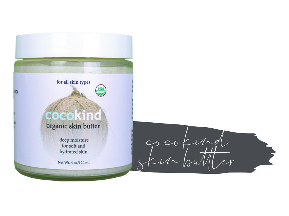 cocokind | skin butter - Wow! This smells soooo good. It's coconut oil taken to a whole new level. It's great when I need to moisturize my skin. It makes my skin feel so smooth and soft.
