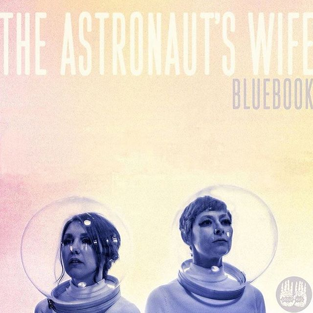 Tonight's the night! @thisisbluebook is finally releasing The Astronaut's Wife EP. Such a big thanks to @oktakeitez for recording, @rettrogers for the beautiful artwork, @_grouphug_ for the hand drawn cassettes and so many others. Come ✨Celebrate✨with us tonight @ftgreenebar 8pm