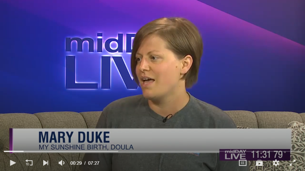 Airdate: ?   MiddayLIVE with WBKO13 in Bowling Green, Kentucky.   Click image to view the full video on WBKO.com