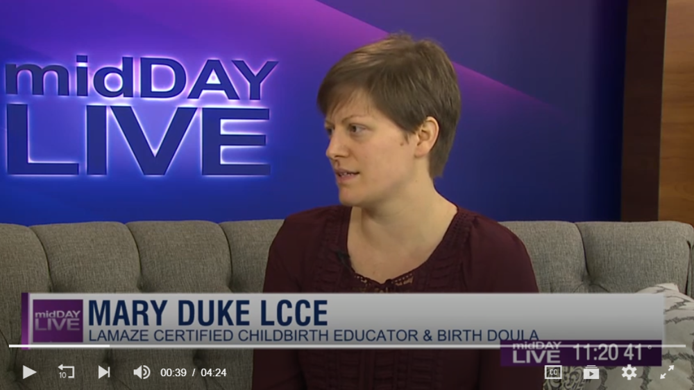 VIDEO: About Meet The Doulas - Interview with local news station WBKO13 in Bowling Green, Kentucky.