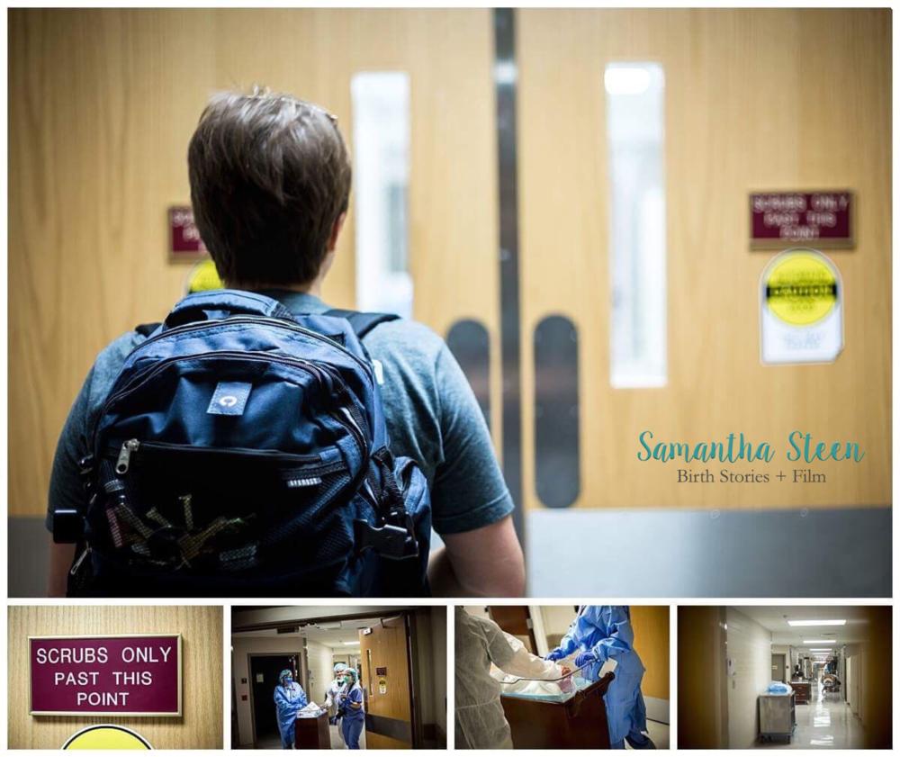 Photos:  Samantha Steen Birth Stories + Film .