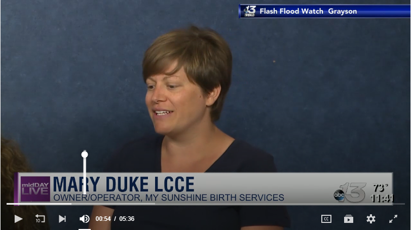Air Date: May 29th 2018    MiddayLIVE with WBKO13 in Bowling Green, Kentucky.   Click image to view the full video on WBKO.com