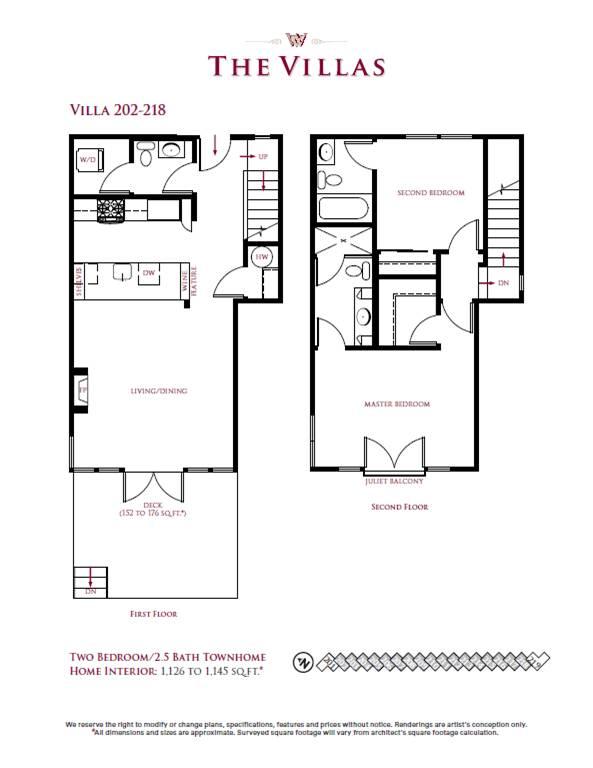 Villa 202 - 218