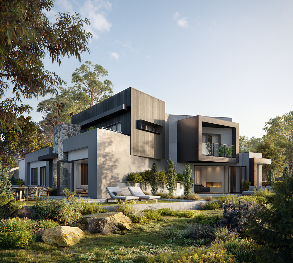 The Duplex Oasis -