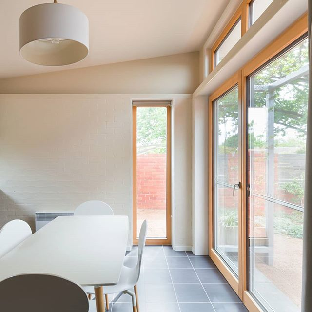 The Mill Projects: The Gatehouse  A quiet spot flooded with light filtered through an old oak tree.