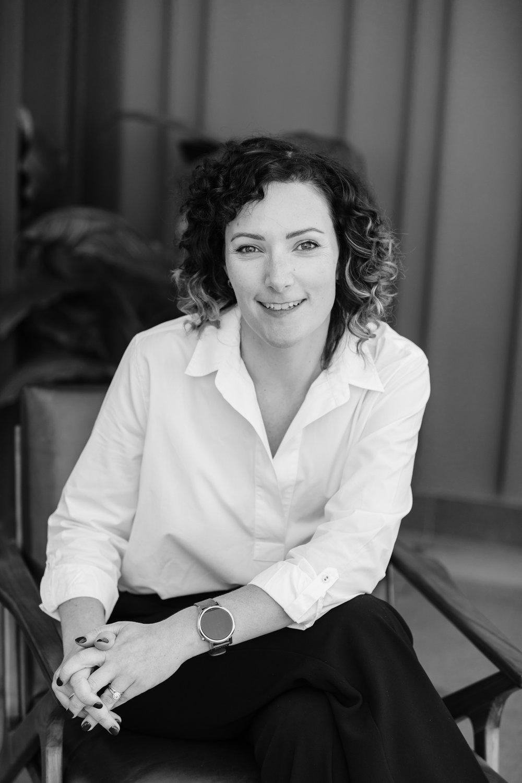 Shannon Battisson - Director and Architect