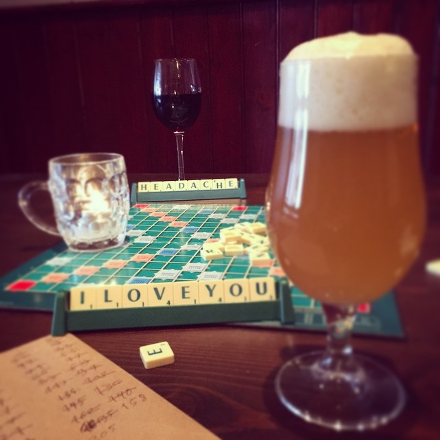 From the crew at the 'Tanner, Happy Valentine's! #simonthetanner #bermondsey #londonpub #drinklocal #motherkellys #valentines #beergeek