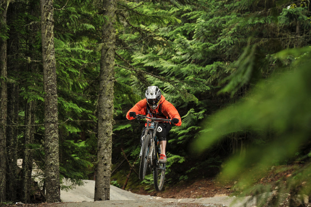 Moutain Biking-Physical Therapy Whitefish