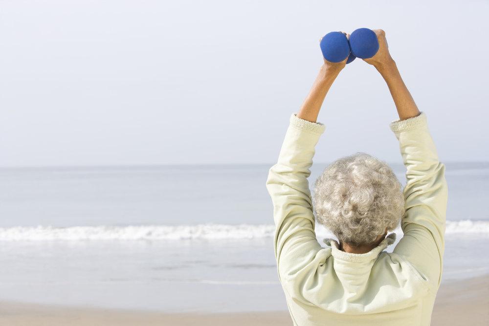 Restoring human bodies to function at maximum efficiency.