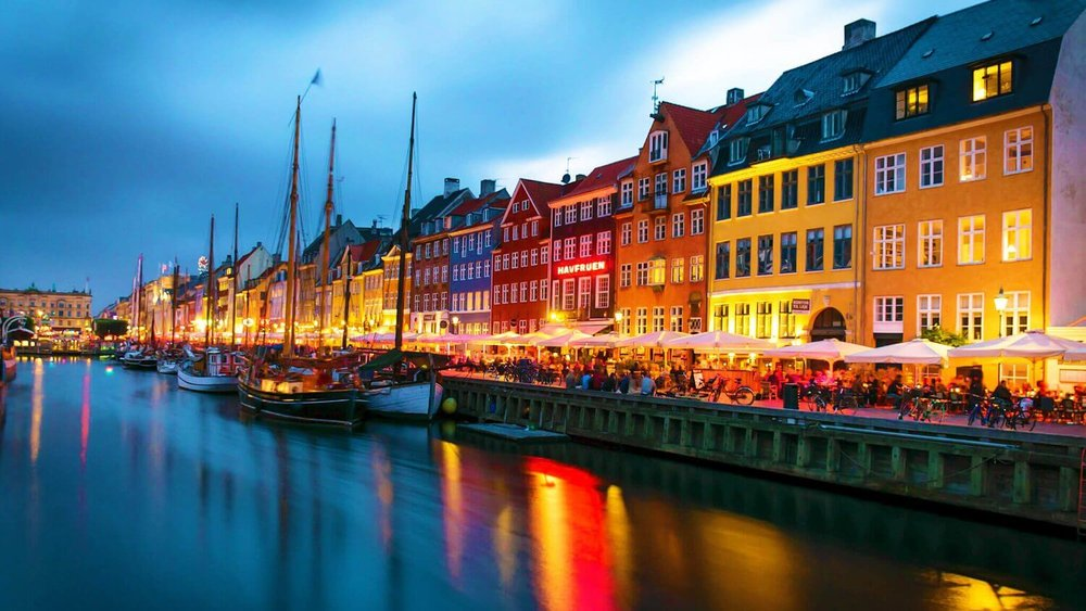 Boston to Copenhagen for $232
