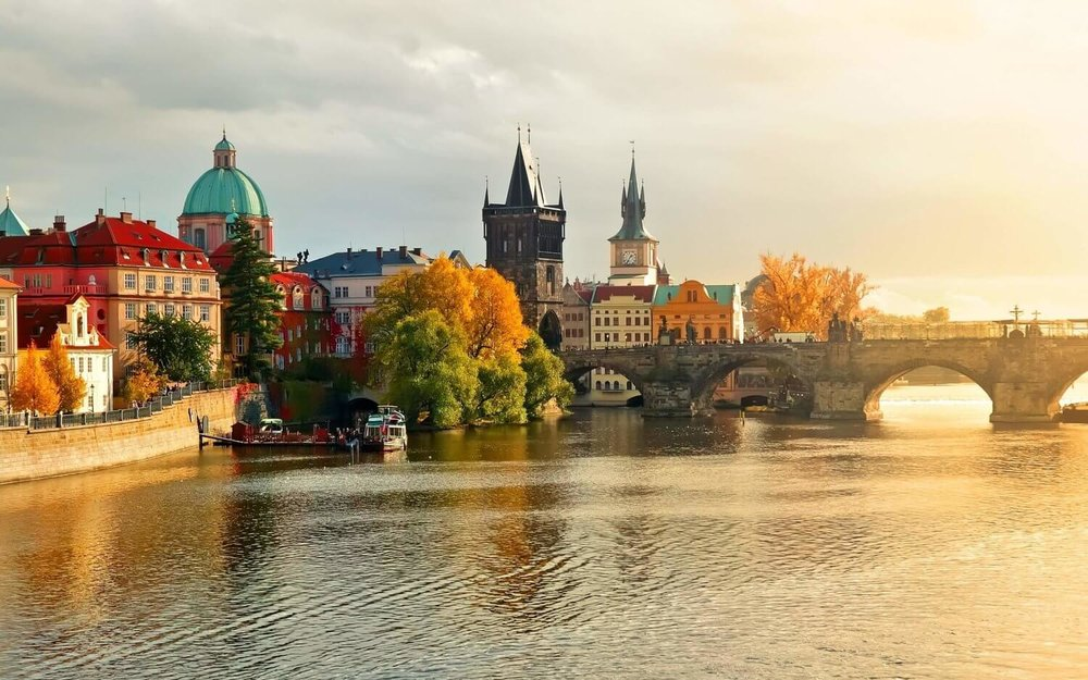 Montreal to Prague for $416 CAD