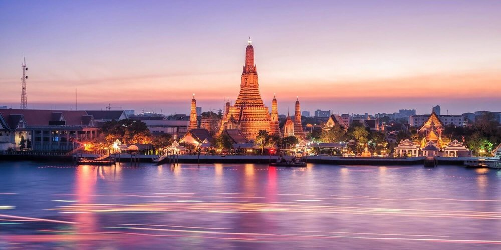 New York to Bangkok for $388