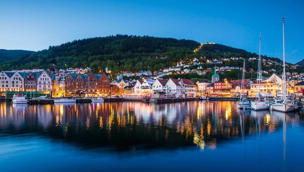 Providence to Bergen for $230