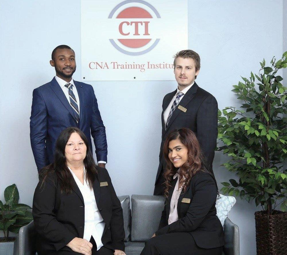 Cna Training Institute