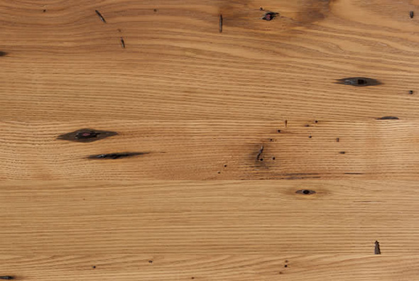 Wormy Chestnut - Wormy Chestnut is one of our most popular timbers, with a gorgeous brown to pale yellow colour, with black details and inclusions throughout the timber, adding character to your piece. It has a strong pronounced grain.