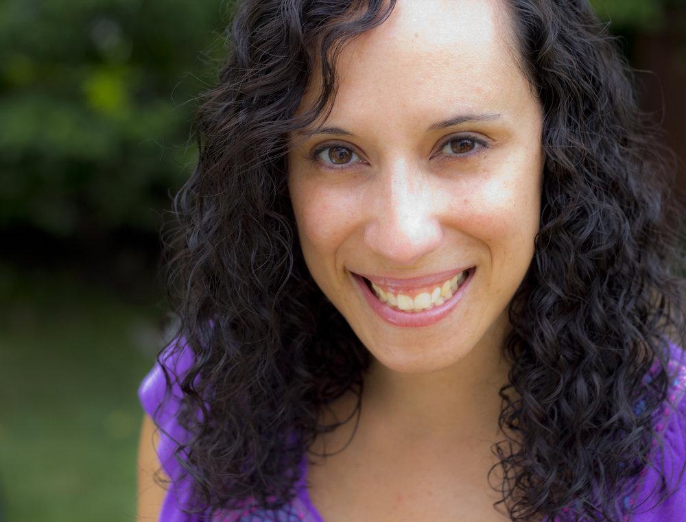 Dania Ramos Headshot Outside